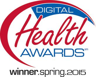 Digital Health Awards - winner.spring.2015