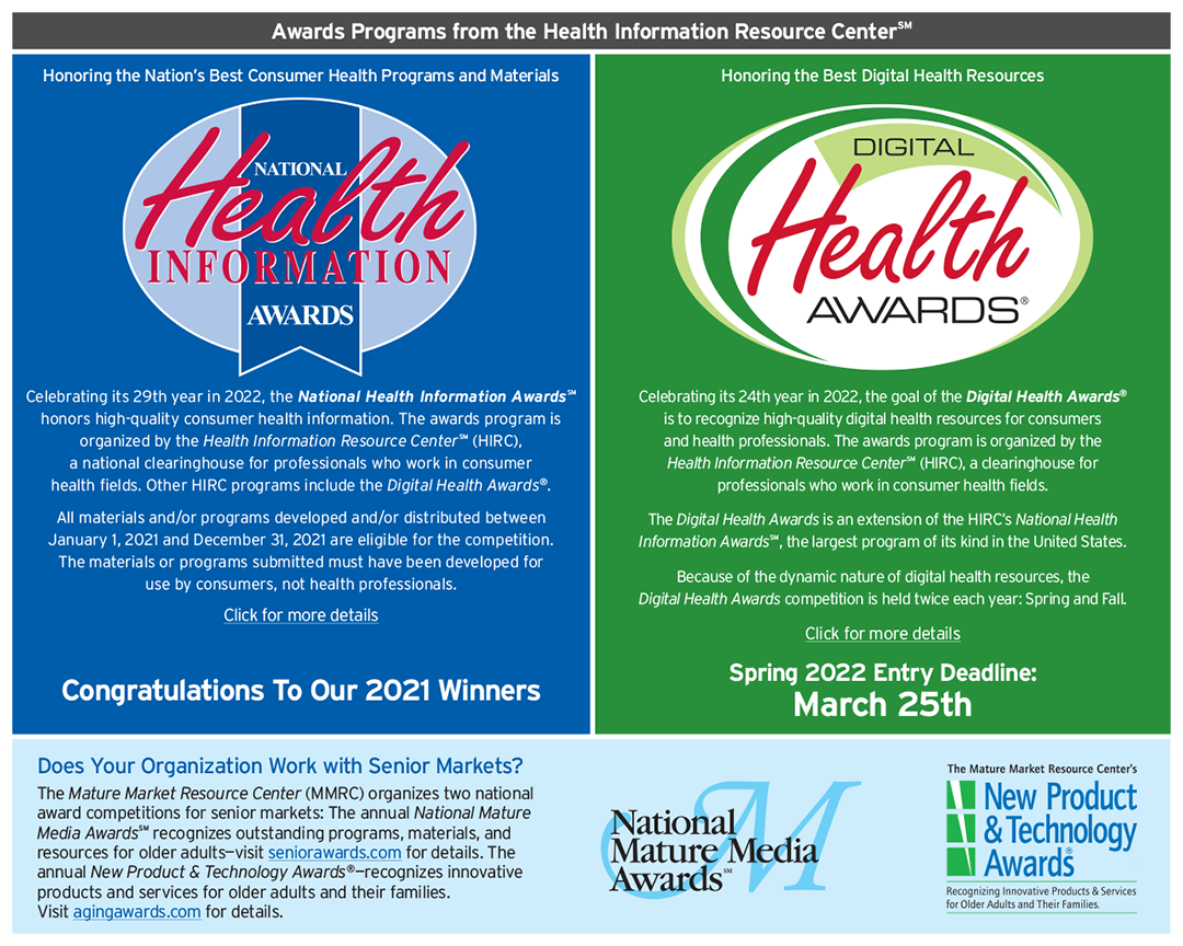 National Health Information Information Awards and Digital Health Awards and Digital Health Awards